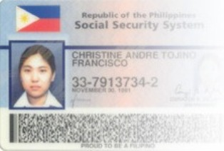 SSS ID Card Application Requirements and Form
