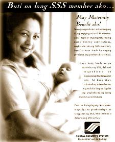 SSS Maternity Benefit